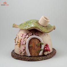 Räucherhäuschen - Kreative Keramik für Haus und Garten