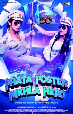Phata Poster Nikhla Hero is an upcoming Bollywood action comedy film starring…
