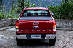Teste: Ford Ranger Limited 3.2 - Na cara e na coragem - MotorDream