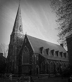 Old Cambridge Baptist Church | By Stephen Alvarado