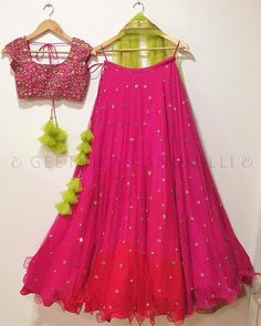 Glamp up with Beautiful Georgette Designer Lehenga Choli SKU Huge collection of Designer Lehenga, Designer Lehenga Blouse, Lehenga with Designer Blouse,Designer . Grunge Look, Grunge Style, Soft Grunge, 90s Grunge, Half Saree Lehenga, Lehnga Dress, Indian Lehenga, Red Lehenga, Anarkali