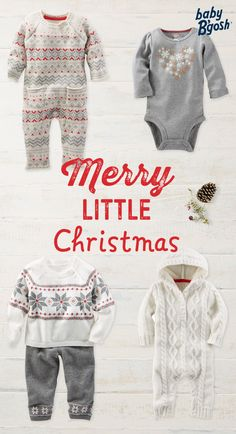 This holiday season, rejoice in your baby's first Christmas with gifts that sparkle! Discover OshKosh B'Gosh's variety of cozy bodysuits, charming fair isle sets, print pullovers and more for layers of fun and warmth! Find doorbuster deals this holiday season and have yourself a merry little Christmas with OshKosh B'Gosh today.