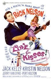 love and kisses Ricky Nelson