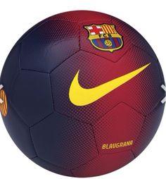 Barcelona soccer ball