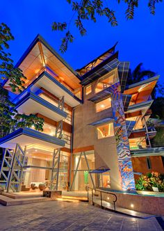 the most amazing tree house