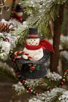 Primitive Handmade Americana Snowbell | Winter Prims | Pinterest