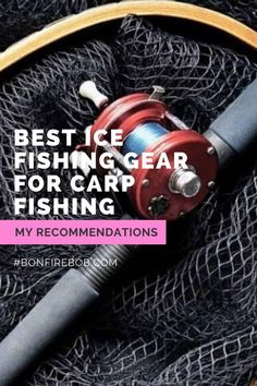 Best ice fishing gear for carp fishing. This is my picks on what I think is the best ice fishing gear for when you want to catch carp. Ice Fishing Shanty, Ice Fishing Sled, Ice Fishing House, Ice Fishing Gear, Fishing Rods, Fly Fishing For Carp, Walleye Fishing, Winter Fishing, Fishing Quotes