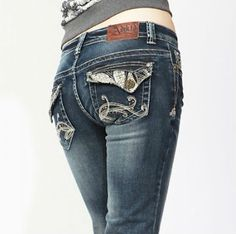 Wild Heart Western - Adiktd Jeans - Dance Party Bootcut Jean, $95.00 (http://www.wildheartwestern.com/adiktd-jeans-dance-party-bootcut-jean/)