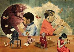 Leer en imágenes | PaLaBraS AzuLeS