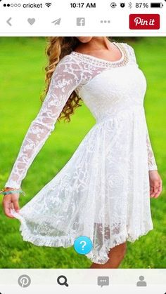 dress white lace evening outfits cute gold beautiful formal dress long sleeve dress semi formal dress