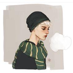 Draco Malfoy by Natello's Art
