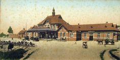 Pietermaritzburg Station