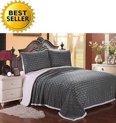 Elegant Comfort Luxury Sherpa Blanket on Amazon! Best Seller Micro-Sherpa Ultra Plush Blanket , King, Gray -  http://www.wahmmo.com/elegant-comfort-luxury-sherpa-blanket-on-amazon-best-seller-micro-sherpa-ultra-plush-blanket-king-gray/ -  - WAHMMO