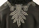 Detail of Met Museum 1865-70 French jacket.