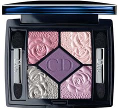 Dior Garden Collection Eyeshadow Limited Edition #841 Garden Roses