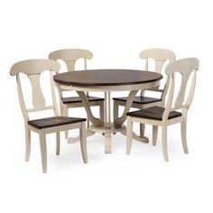 Bridgeyate 5 Piece Dining Set & Reviews | Joss & Main