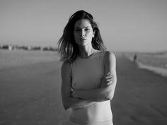 Erin Wasson by Annemarieke van Drimmelen (Before Sunrise - Rika #8 Spring-Summer 2013) 1