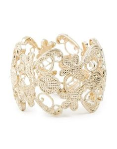 'Baroque' Bangle for mom! Mother Day Wishes, Happy Mothers Day, Mother Day Gifts, Gold Color Scheme, Friends Mom, Love At First Sight, Cute Gifts, Baroque, Bangles