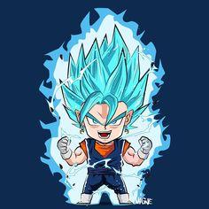 Super Ssaiyan God Vegito