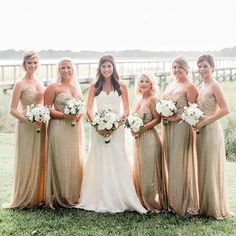 Find More Bridesmaid Dresses Information about Gorgeous Sequined Gold Long Bridesmaid Dress Plus Sizes Formal Gowns Long Bridesmaid Gowns Fantasty Women Gowns Saudi Arabia,High Quality gown ball dress,China dress family Suppliers, Cheap gown jacket from Suzhou Yast Wedding Dress Store on Aliexpress.com