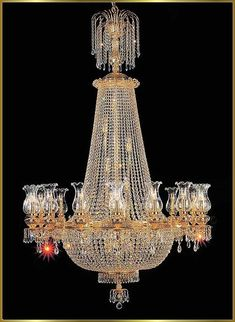 Large Crystal Chandeliers Gallery Model: VI 3098 x Home Lighting, Chandelier Lighting, Jhumar, Framed Wallpaper, Crystal Chandeliers, Luxury Homes Dream Houses, Vintage Chandelier, Large Crystals, Luxury Home Decor
