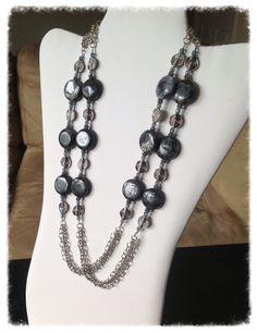 Labradorite, Jewels, Facebook, Chain, Jewerly, Necklaces, Gemstones, Fine Jewelry, Gem