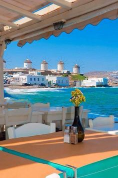 Mykonos island, Greece 1 of my favorite places! Places Around The World, Oh The Places You'll Go, Great Places, Places To Travel, Travel Destinations, Places To Visit, Dream Vacations, Vacation Spots, Beautiful World
