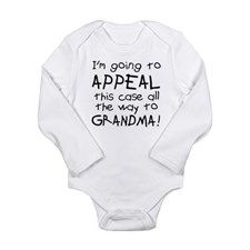 Appeal grandma Body Suit for