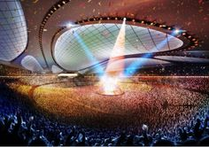 Tokyo to host the 2020 Olympics! | ArchDaily