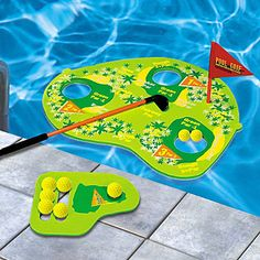 Floating Golf Game. Need to get this for dad and uncle melvin for this summer