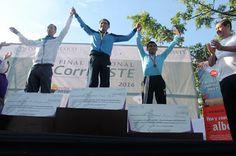 Hidrocálidos ganan en la Carrera Nacional de CORRISSSTE 2016 ~ Ags Sports