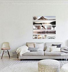 Ogu Originals Traveller www. Diy Wanddekorationen, Flow Design, Entryway Bench, Interior Styling, Cool Designs, Beautiful Pictures, Wall Ideas, Room Ideas, Living Room