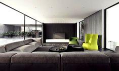 21 hinreißende moderne, minimalistische Wohnzimmergestaltung - moderne minimalistische wohnzimmergestaltung ideen wohnlandschaft