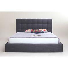 Moe's Home Collection Bridget Panel Bed | AllModern