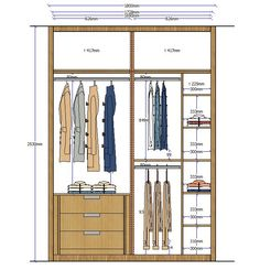 Main features of autoclosets, The closets design software. The fastest design and sales tool for closet manufacturers and storage space planners. Wardrobe Design Bedroom, Wardrobe Cabinets, Bedroom Furniture Design, Bedroom Wardrobe, Wardrobe Closet, Master Closet, Three Door Wardrobe, Built In Wardrobe, Master Bedroom