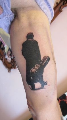 johnny cash tattoo - Cerca con Google