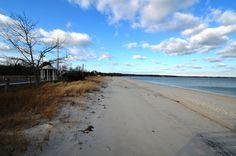 where i grew up. Peconic Bay, North Fork Long Island #TouristTrap #NY #beach