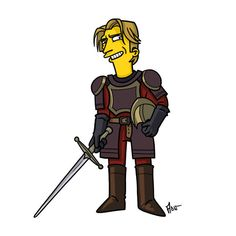 """Jaime Lannister 