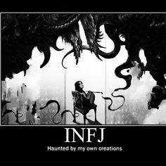 introvert_and_infj_Haunted by my own creations, haven's photo: Intj And Infj, Infj Mbti, Infj Type, Estj, Rarest Personality Type, Briggs Personality Test, Introvert Personality, Personality Quotes, Personality Profile