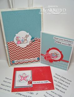 December Project Kit @ stampedsilly.blogspot.com