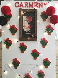 Mi Tiempo en Tus Manos: La Fiesta Flamenca de Carmen Outfits For Spain, Sweet Home, Happy Birthday, Christmas Ornaments, Holiday Decor, Party, Gifts, Diy, School