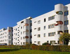 Fahrradtour zu drei Siedlungen der Berliner Moderne im Nordwesten Berlins