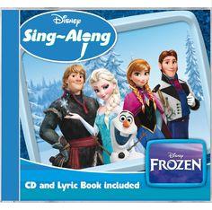 BARGAIN Disney Sing-Along – Frozen JUST £3 At Amazon - Gratisfaction UK Bargains #bargains #disney #frozen