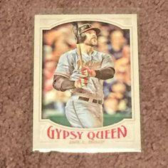 2016 Topps Gypsy Queen #143 Chris Davis Baltimore Orioles Baseball Card NM/M #BaltimoreOrioles