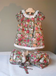 Children and Young Kids Outfits Girls, Little Girl Dresses, Girls Dresses, Baby Outfits, Toddler Dress, Baby Dress, Baby Girl Patterns, Cute Kids Fashion, Junior Fashion