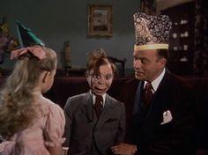 *LUNA PATTEN, CHARLIE MC CARTHY & EDGAR BERGAN ~ Fun + Fancy Free, (1947) Charlie Mccarthy, Mc Carthy, Jack And The Beanstalk, Vintage Disney, Short Film, Fairy Tales, Animation, Fancy, People