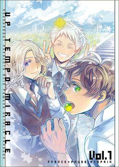 【通販中】UP TEMPO MIRACLE Vol.1【悪友】
