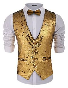 KLJR Men Fleece Lined Faux Fur Collar Corduroy Big /& Tall Down Jacket