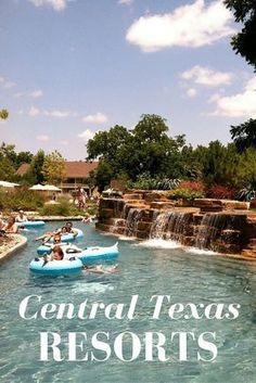 5 Places to Vacation in Texas That Are Worth the Splurge - Traveling Mom #vacationideasintexas