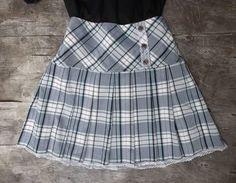 Plaid Dirndl Skirt Costume. Oktoberfest Costume. by ShabbyPeonie, $58.00